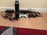 X-box 360 and Kinect