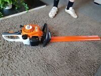 Steal hedge trimmer