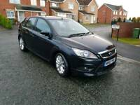 2010 ford focus 1.6 tdci zetec S stunning spec great driver £30 a year tax