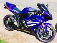 Stunning Yamaha r1 2007