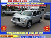 2010 Jeep Patriot Sport 4WD*REMOTE START*PHONE*SUN ROOF*HEATED S