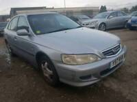 Honda Accord 2L petrol did MOT
