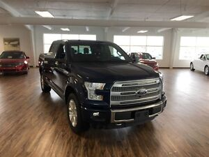 2016 Ford F-150 Platinum 4WD [3.5L eco]