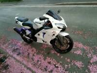 2001 Kawasaki Ninja ZX6R J2 *UNIQUE WHITE*