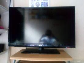 "37"" LG Television 1080p"