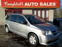 2013 Dodge Grand Caravan SE STOW N GO!! QUAD SEATING!! CLIMATE C