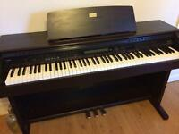 Casio Celviano AP80 full size digital piano. Weighted keys etc