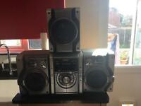 (Reduced) Panasonic hi-fi sa-ak630 stereo system