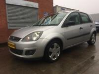 06 Ford Fiesta 1.2 Zetec 5dr Hatchback - Full MOT - Alloys - Ideal 1st Car - PX WELCOME