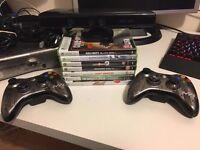 MW3 Xbox 360 Slim 250GB w/6 Games