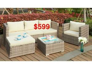 All patio/ outdoor furniture on sale now-from the largest store in Edmonton