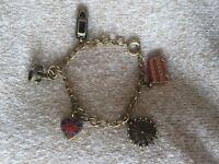 Cath Kidston London Charm Bracelet