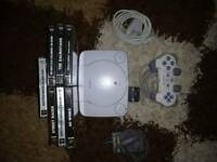 Playstation 1 slim. Ps1 bundle