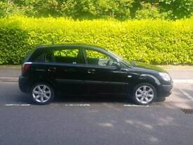 Kia Rio Black Edition, Long MOT, Just like, Astra , Golf, Focus, Civic