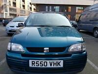 SEAT AROSA AUTOMATIC, MOT 08/05/18, EXCELLENT ENGINE AND GEAR, 51000 MILES