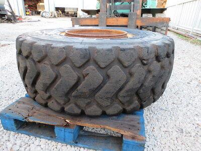 John Deere 544j Tire 20.5r25 Wheel Loader 14 Lugs