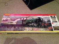 Hornby trainset flying Scotsman