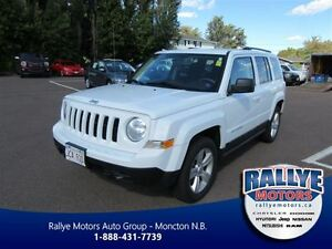 2011 Jeep Patriot North! Alloy! ONLY 61K! Trade-In! Save!
