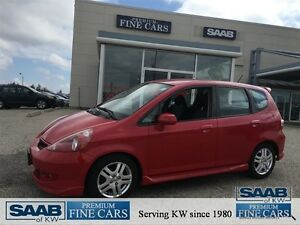 2007 Honda Fit Sport  Automatic Come See The ROOM inside!