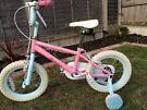 Fairies 14 Inch Bike - Girls