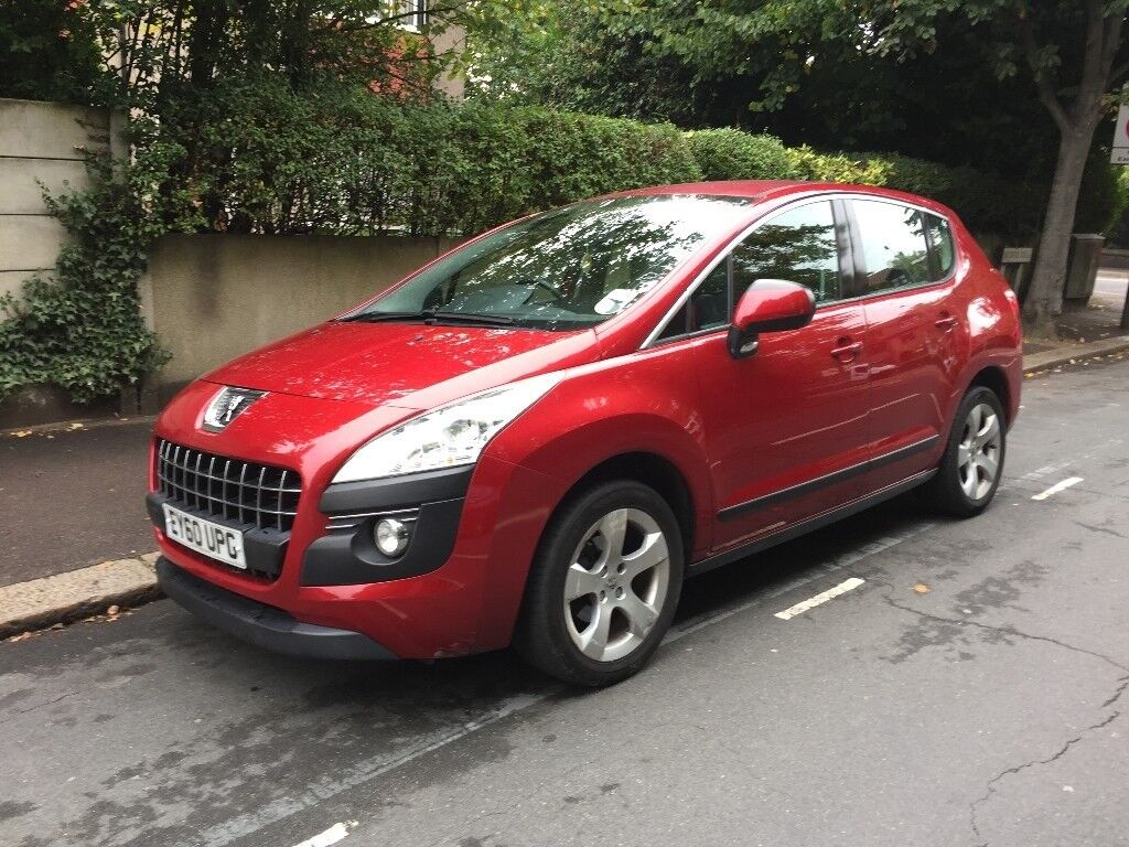 2010 Peugeot 3008 -----HPI CLEAR ----LOW MILEAGE----TOP MODEL