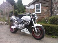 Honda cbr600sf hornet Very Nice sorted bike.