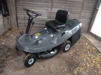 2008 Mountfield R25 Ride on Lawn Mower with Electric Start Petrol Engine