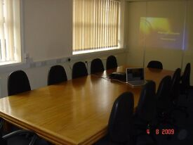 Serviced office accommodation to rent to let from £50 p/w Stoke on Trent