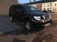 Nissan Pathfinder T-spec 2.5 Diesel Auto £3100 Only