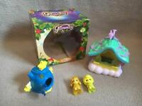 Glimmies Lantern Doll House 4+ and Glimhouse fairy toys