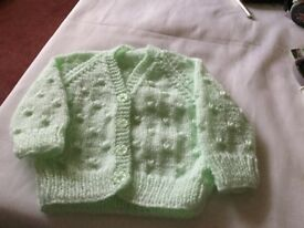 Brand new hand knitted cardigans £3 Each I can deliver if local