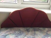 Single Bed Divan , including draw unit below plus headboard plus clean mattress