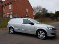 Vauxhall Astra Van 1.9 cdti SPORTIVE model ONLY 88k miles long mot