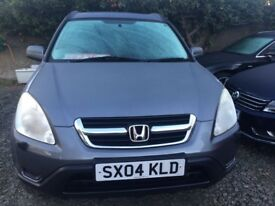 Great Honda CR-V, Very Reliable, New brakes and tires. Moving abroad and need to sell ASAP