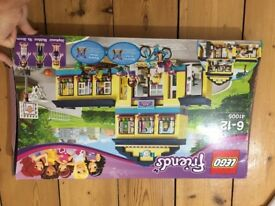 Lego friends heart lake high