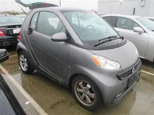 2015 smart fortwo Passion w/Panoramic Sunroof