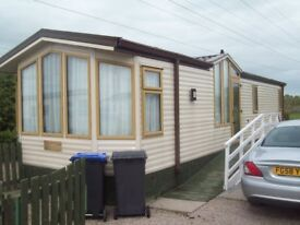 Willerby Aspen Static Caravan Sited At Kintore Aberdeenshire