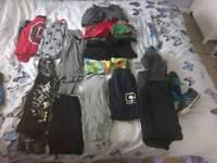 Boys 8-10 bundle of clothes