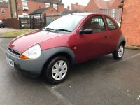 2003 Ford KA with 61400 miles & 12months MoT