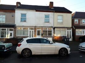 TWO ROOMS IN HOUSE SHARE ** SMALL HEATH ** DSS * UNIVERSAL CREDIT ** AVAILABLE IMMEDIATELY