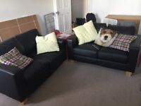 2 Sofas for sale! £70 for the pair