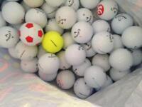 Titelist Galloway Nike golf balls