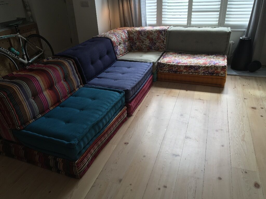 Roche bobois mah jong sofa in fulham london gumtree - Roche bobois mah jong ...
