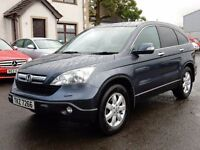 2007 Honda crv es 2.2 i-ctdi motd until august 2017 new model tidy example all cards welcome