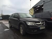 2010 Dodge Journey 2.0crd Auto / Breaking all parts available