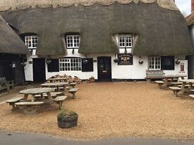 Head Chef required for a country pub near Wallingford, Oxfordshire