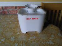 CAT MATE SHELL PET WATER FOUNTAIN 3 LITE