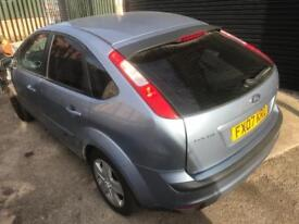 **BREAKING FOR SPARES** FORD FOCUS 1.8TDCI 2007 BLUE