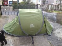 Eurohike Flash Mach 2 two Man Pop Up Tent