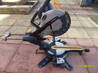 a good working sliding mitre saw